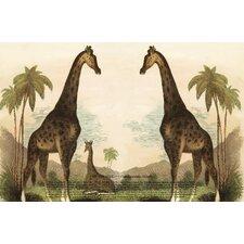 Giraffe Placemat (Set of 6)