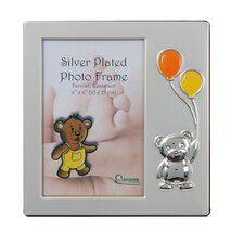Enamel Balloon Baby Photo Frame