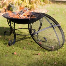 San Diego Firebowl in Black