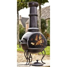 Murcia Chimenea Large with Grill