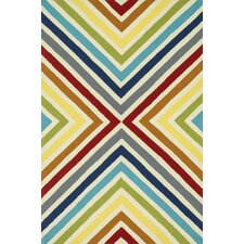 Palm Springs Multi Indoor/Outdoor Rug