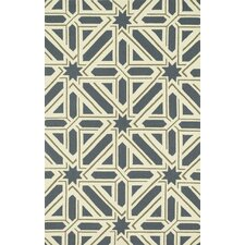 Palm Springs Slate/Taupe Indoor/Outdoor Area Rug