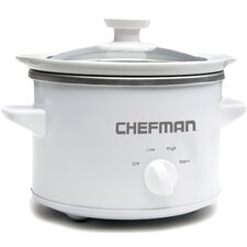 <strong>Chefman</strong> Slow Cooker