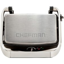 <strong>Chefman</strong> Contact Grill and Panini Press