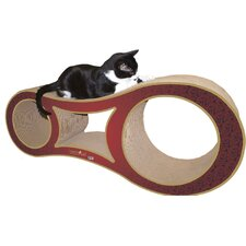 Big Cat Scratcher Recycled Paper Scratching Post