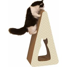 <strong>Imperial Cat</strong> Pyramid Recycled Paper Scratching Post