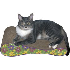 Sophia Recycled Paper Cat Scratching Board