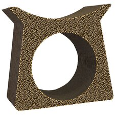 Tower Tunnel Recycled Paper Cat Scratching Post
