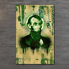 """El Abe"" Gallery Wrapped Canvas Artwork"