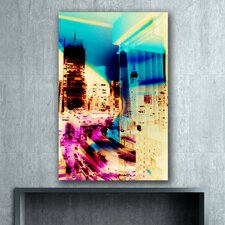 """Dimday"" Gallery Wrapped Canvas Artwork"