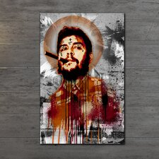 """El Che"" Gallery Wrapped Canvas Artwork"