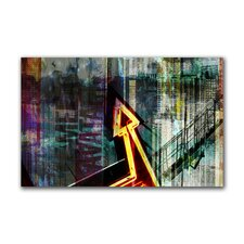 """Bright Lights"" Gallery Wrapped Canvas Artwork"