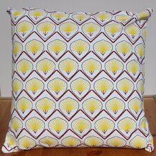 Cotton Printed Throw Pillow