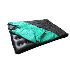 Full Size Air Bed with Detachable Sleeping Bag