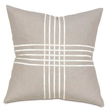 Criss-Cross Pillow