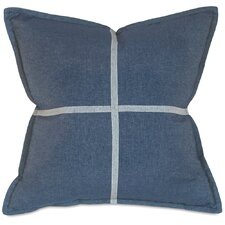 Strauss Denim Square Pillow