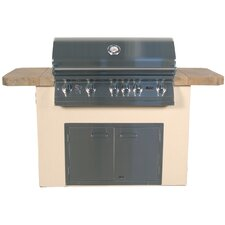 Superior Q Stucco Grill