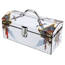 Pirate Skulls Toolbox