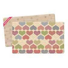Lovely Heart Play Mat