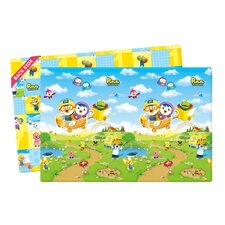 Pororo Let's Go Play Mat
