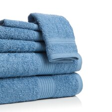 Home and Main Oversized 100% Ringspun 6 Piece Cotton Towel Set (Set of 6)