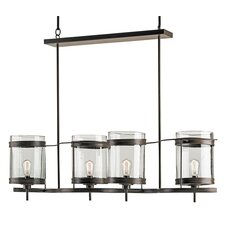 Quartermaine 4 Light Mini Chandelier