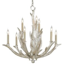 Haywood 9 Light Mini Chandelier