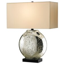 "Possibility 26"" H Table Lamp with Rectangle Shade"