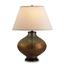 "Pezzato 26"" H Table Lamp with Empire Shade"