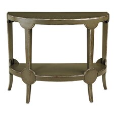 <strong>Currey & Company</strong> Beaumanor Console Table
