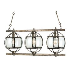 Broxton 3 Light Chandelier
