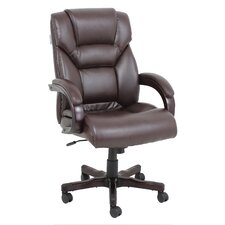 Neptune ll Leather Office Chair