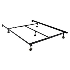 <strong>Hollywood Bed Frame</strong> Premium Lev-R-Lock Wheels Bed Frame