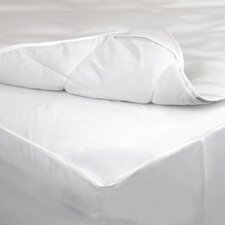 2-in-1 Mattress Pad with Removable Hot Water Washable Top Pad