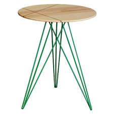 Hudson End Table with Inlay