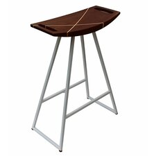 "Roberts 18"" Bar Stool with Inlay"