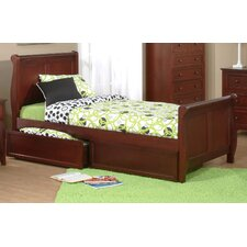 <strong>NE Kids</strong> School House Sleigh Bed Set