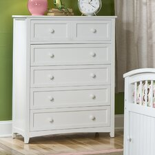 School House 5-Drawer Chest