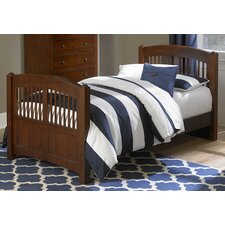 Hayden Twin Slat Bed
