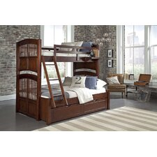 <strong>NE Kids</strong> Walnut Street Standard Bunk Bedroom Collection