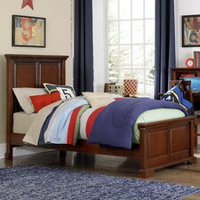 Walnut Street Devon Panel Bed