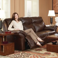 <strong>Southern Motion</strong> Big Time Lay Flat Reclining Sofa