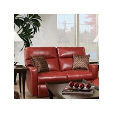 Savannah'' Reclining Loveseat