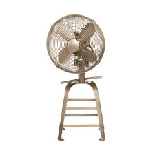 "10"" Fletcher Table Fan"