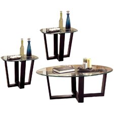 Lacomb 3 Piece Coffee Table Set