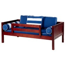 YEAH Panel Daybed with Back and Front Guard Rails
