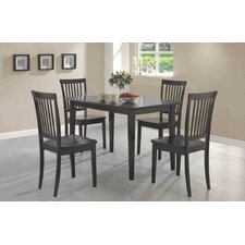 Eagar 5 Piece Dining Set