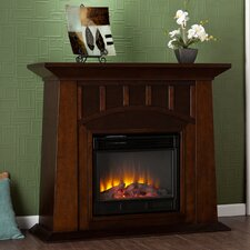 Kingsbury Electric Fireplace