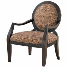 Chenille Arm Chair