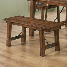 Tyler Wood Kitchen Bench